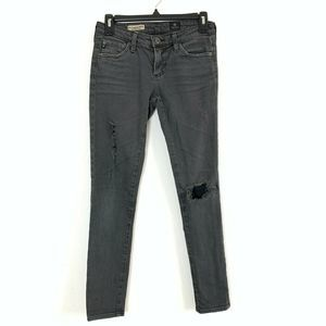 AG Adriano Goldschmied Jeans Super Skinny Ankle 25
